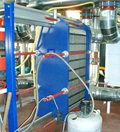 Химия для очистки теплообменников Паяный теплообменник Funke GPLK 30 Химки